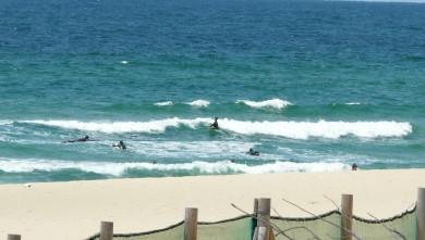 Surf report FR, Mimizan - Plage Sud (40) du 2008-06-14 12:00:00
