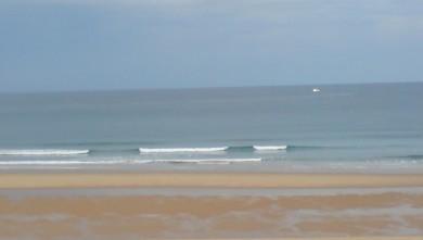 Surf report FR, Cap-Ferret - Plage de L'Horizon (33) du 2008-06-15 12:00:00