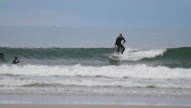 Surf report FR, Tronoën (29) du 2008-06-15 12:00:00