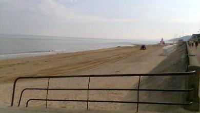 Surf report FR, Le Menhir (14) du 2008-06-17 12:00:00
