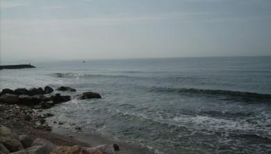 Surf report FR, Sausset les Pins - Plage du Port (13) du 2008-06-17 12:00:00