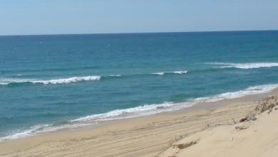 Surf report FR, Cap-Ferret - Plage de L'Horizon (33) du 2008-06-18 12:00:00
