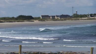 Surf report FR, Pors Carn (29) du 2008-06-18 12:00:00