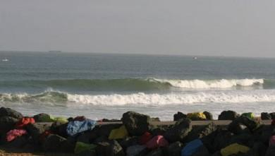 Surf report FR, Anglet Sables d'Or (64) du 2008-06-19 12:00:00