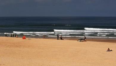 Surf report FR, Seignosse - Les Estagnots (40) du 2008-06-19 12:00:00