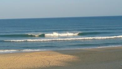 Surf report FR, Cap-Ferret - Plage de L'Horizon (33) du 2008-06-21 12:00:00