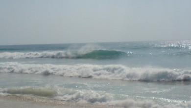 Surf report FR, Cap-Ferret - Plage de L'Horizon (33) du 2008-06-23 12:00:00