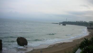 Surf report FR, Biarritz - Grande Plage (64) du 2008-06-24 12:00:00