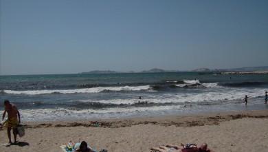 Surf report FR, Le Prado (13) du 2008-06-27 12:00:00