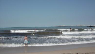 Surf report FR, Le Prado (13) du 2008-06-28 12:00:00