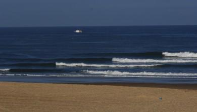 Surf report FR, Seignosse - Les Bourdaines (40) du 2008-06-28 12:00:00