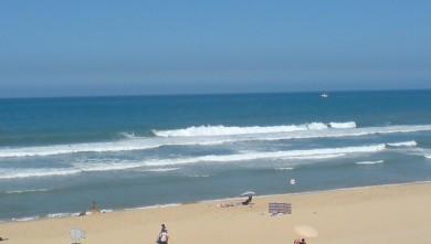 Surf report FR, Cap-Ferret - Plage de L'Horizon (33) du 2008-06-30 12:00:00