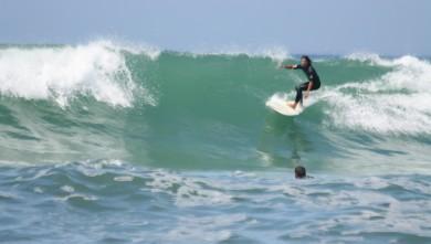 Surf report FR, La Torche (29) du 2008-06-30 12:00:00
