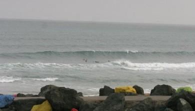 Surf report FR, Anglet Sables d'Or (64) du 2008-07-01 12:00:00