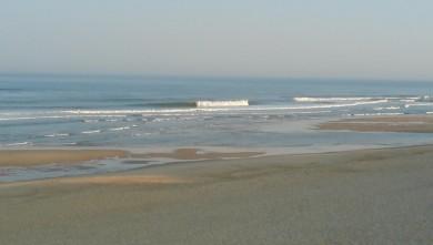 Surf report FR, Cap-Ferret - Plage de L'Horizon (33) du 2008-07-01 12:00:00