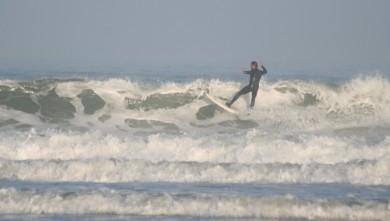 Surf report FR, Tronoën (29) du 2008-07-01 12:00:00