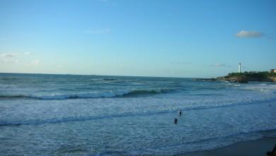 Surf report FR, Biarritz - Grande Plage (64) du 2008-07-03 12:00:00