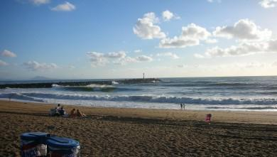 wave report FR, Anglet La Barre (64) du 2008-07-03 12:00:00