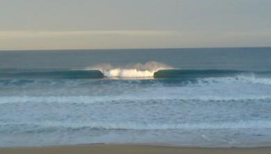 Surf report FR, Cap-Ferret - Plage de L'Horizon (33) du 2008-07-04 12:00:00