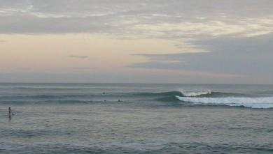 Surf report FR, Guethary Parlementia (64) du 2008-07-04 12:00:00