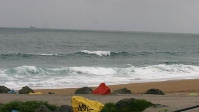 Surf report FR, Anglet Sables d'Or (64) du 2008-07-05 12:00:00