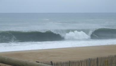 Surf report FR, Hossegor - La Nord (40) du 2008-07-06 12:00:00