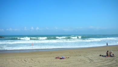 Surf report FR, Biarritz - Grande Plage (64) du 2008-07-08 12:00:00