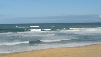 Surf report FR, Cap-Ferret - Plage de L'Horizon (33) du 2008-07-08 12:00:00