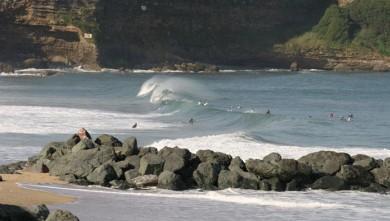 Surf report FR, Anglet VVF (64) du 2008-07-09 12:00:00