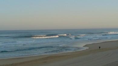 Surf report FR, Cap-Ferret - Plage de L'Horizon (33) du 2008-07-09 12:00:00