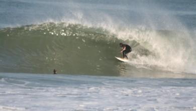 Surf report FR, Hossegor - La Nord (40) du 2008-07-09 12:00:00