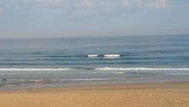 Surf report FR, Cap-Ferret - Plage de L'Horizon (33) du 2008-07-10 12:00:00