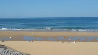 Surf report FR, Cap-Ferret - Plage de L'Horizon (33) du 2008-07-14 12:00:00