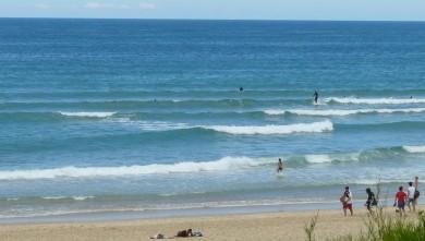 Surf report FR, Mimizan - Plage Sud (40) du 2008-07-14 12:00:00