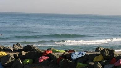 wave report FR, Anglet Sables d'Or (64) du 2008-07-15 12:00:00