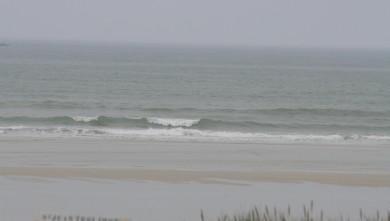 Surf report FR, Tronoën (29) du 2008-07-15 12:00:00