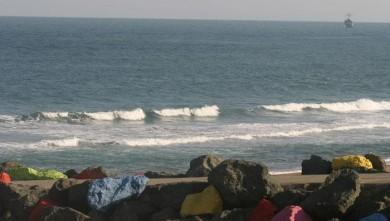 Surf report FR, Anglet Sables d'Or (64) du 2008-07-16 12:00:00