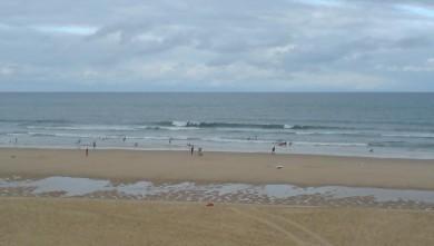 Surf report FR, Cap-Ferret - Plage de L'Horizon (33) du 2008-07-17 12:00:00