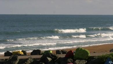 Surf report FR, Anglet Sables d'Or (64) du 2008-07-18 12:00:00
