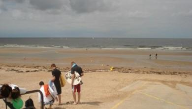 wave report FR, Le Menhir (14) du 2008-07-18 12:00:00