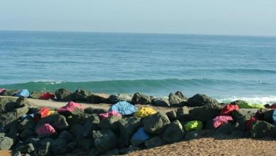 Surf report FR, Anglet Sables d'Or (64) du 2008-07-19 12:00:00