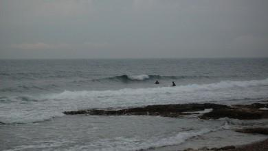 wave report FR, Sausset les Pins - Plage du Port (13) du 2008-07-20 12:00:00