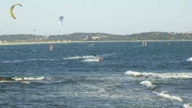 Surf report FR, L'Almanarre (83) du 2008-07-21 12:00:00