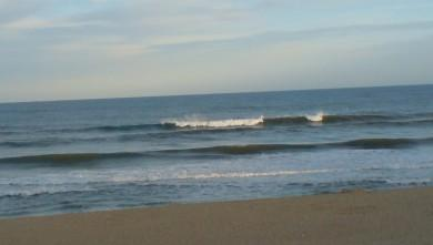 Surf report FR, Cap-Ferret - Plage de L'Horizon (33) du 2008-07-21 12:00:00