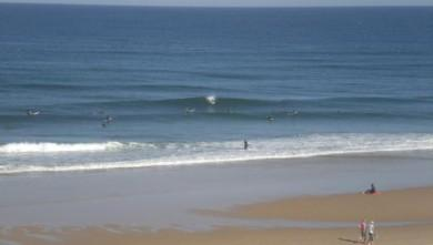 wave report FR, Biscarrosse Plage (40) du 2008-07-22 12:00:00