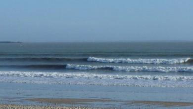 Surf report FR, Rivedoux (17) du 2008-01-16 15:00:00