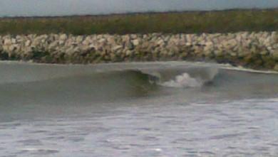 Surf report FR, La Rochelle - Chef de Baie (17) du 2008-02-04 14:00:00