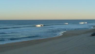 Surf report FR, Cap-Ferret - Plage de L'Horizon (33) du 2008-07-23 12:00:00