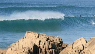 Surf report FR, La Torche (29) du 2008-02-09 10:00:00