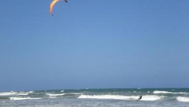 Wind report DO, Cabarete - Kitebeach (DO) du 2008-02-10 14:00:00